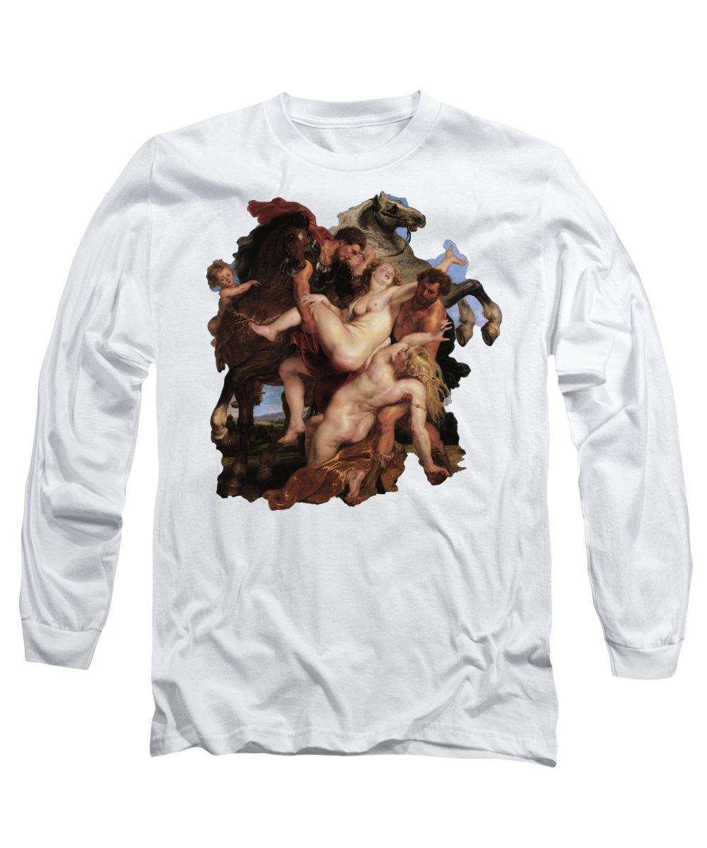 Flemish Painters Long Sleeve T-Shirts