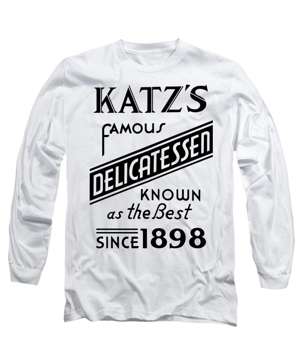 Manhattan Island Long Sleeve T-Shirts