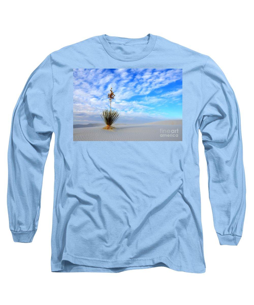 Alamogordo Photographs Long Sleeve T-Shirts