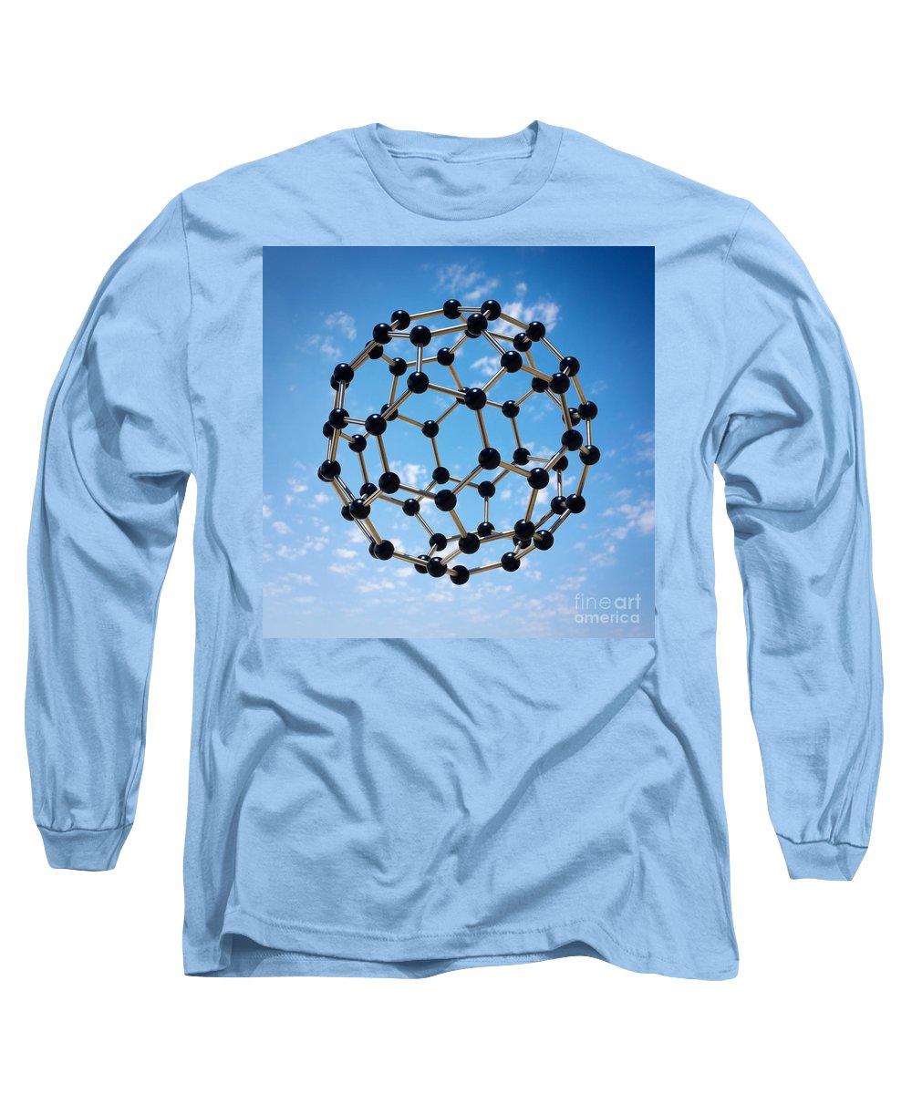 Molecular Clouds Long Sleeve T-Shirts