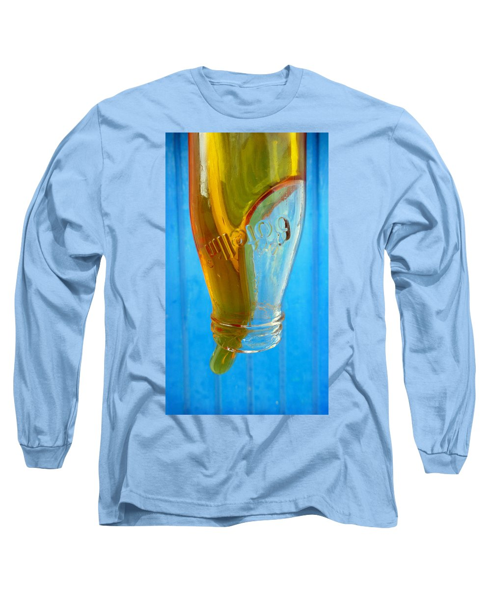 Skip Hunt Long Sleeve T-Shirt featuring the photograph Miel by Skip Hunt