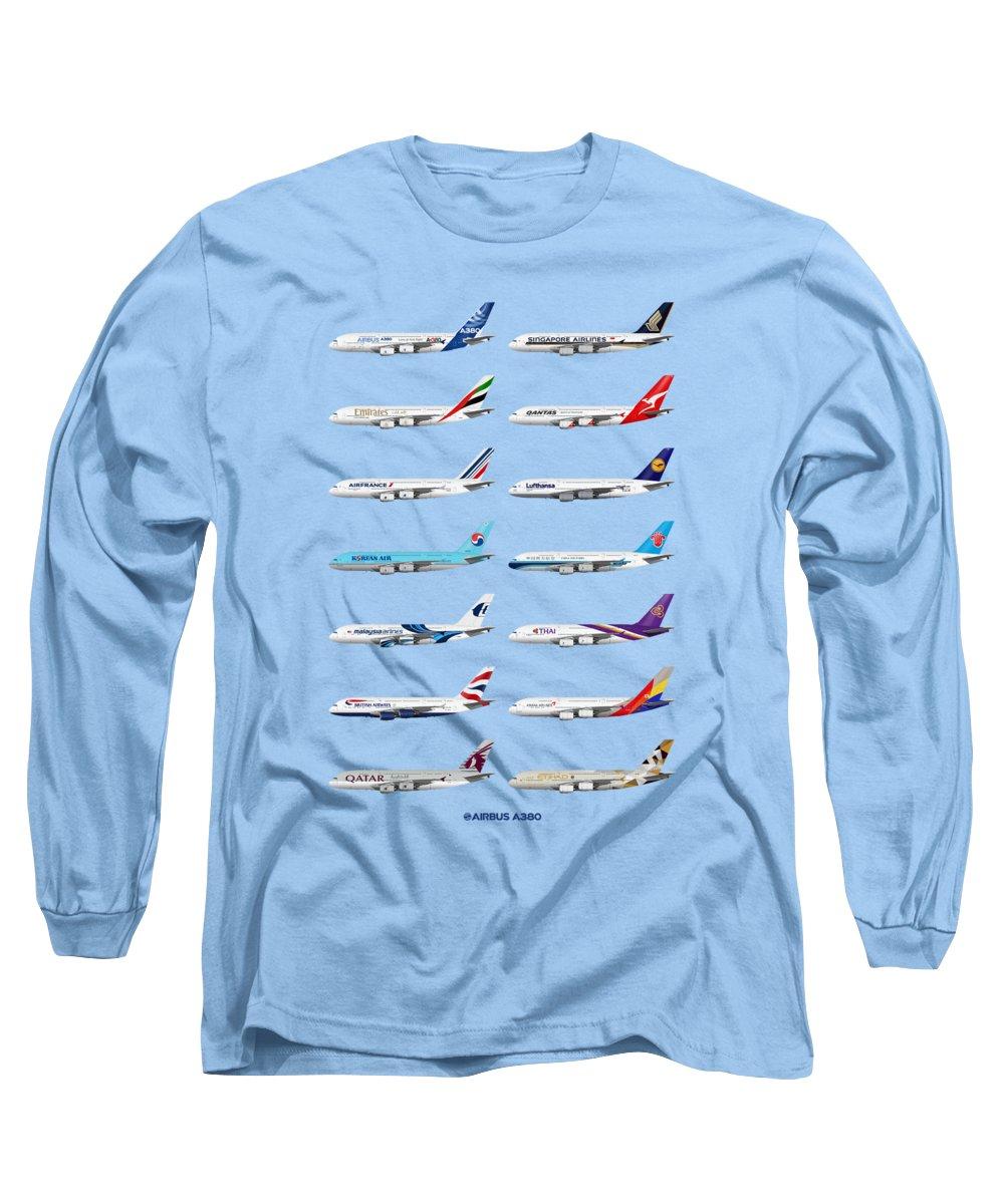 Thai Long Sleeve T-Shirts