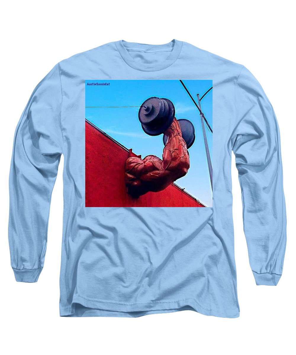 Workout Long Sleeve T-Shirts
