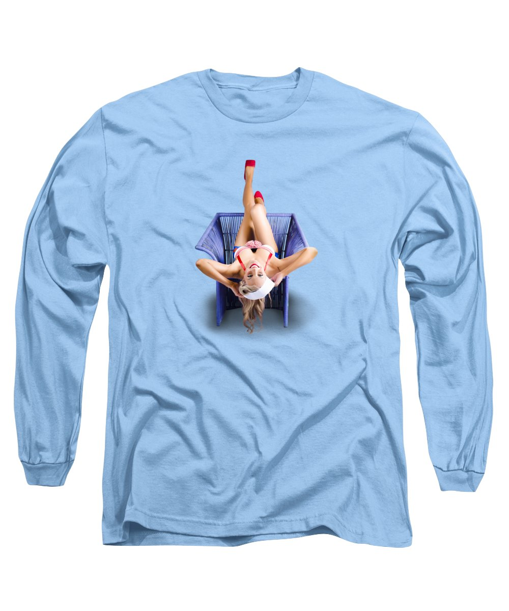 Nautical Long Sleeve T-Shirts