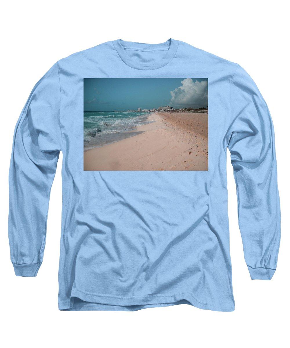 Place Digital Art Long Sleeve T-Shirts