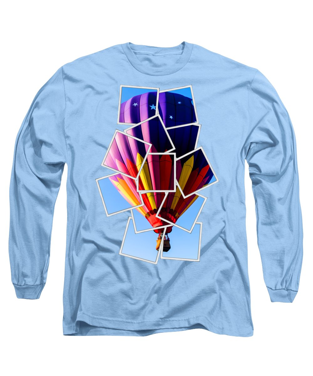 Polaroid Long Sleeve T-Shirts