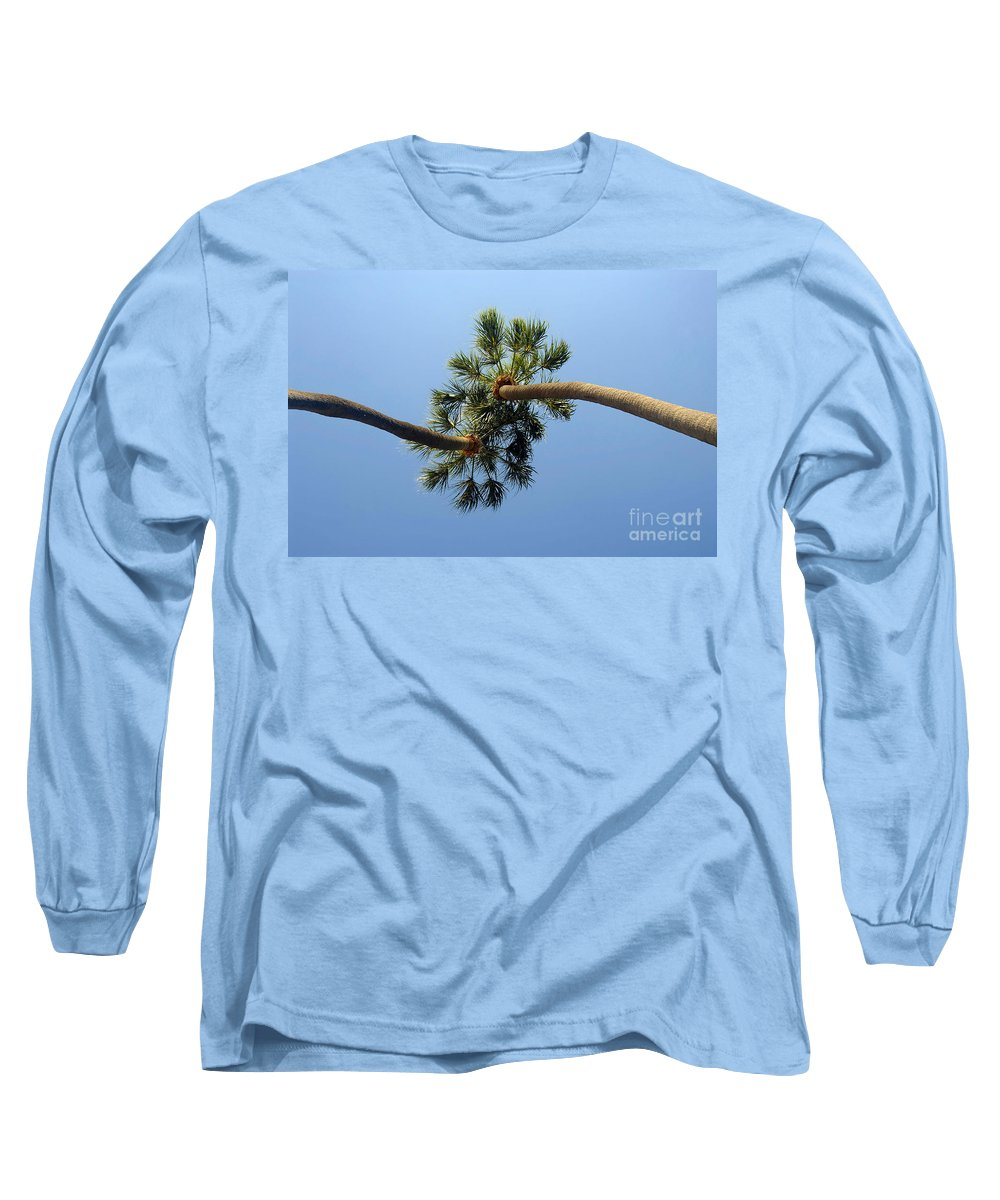 Love Long Sleeve T-Shirt featuring the photograph Lovers by David Lee Thompson