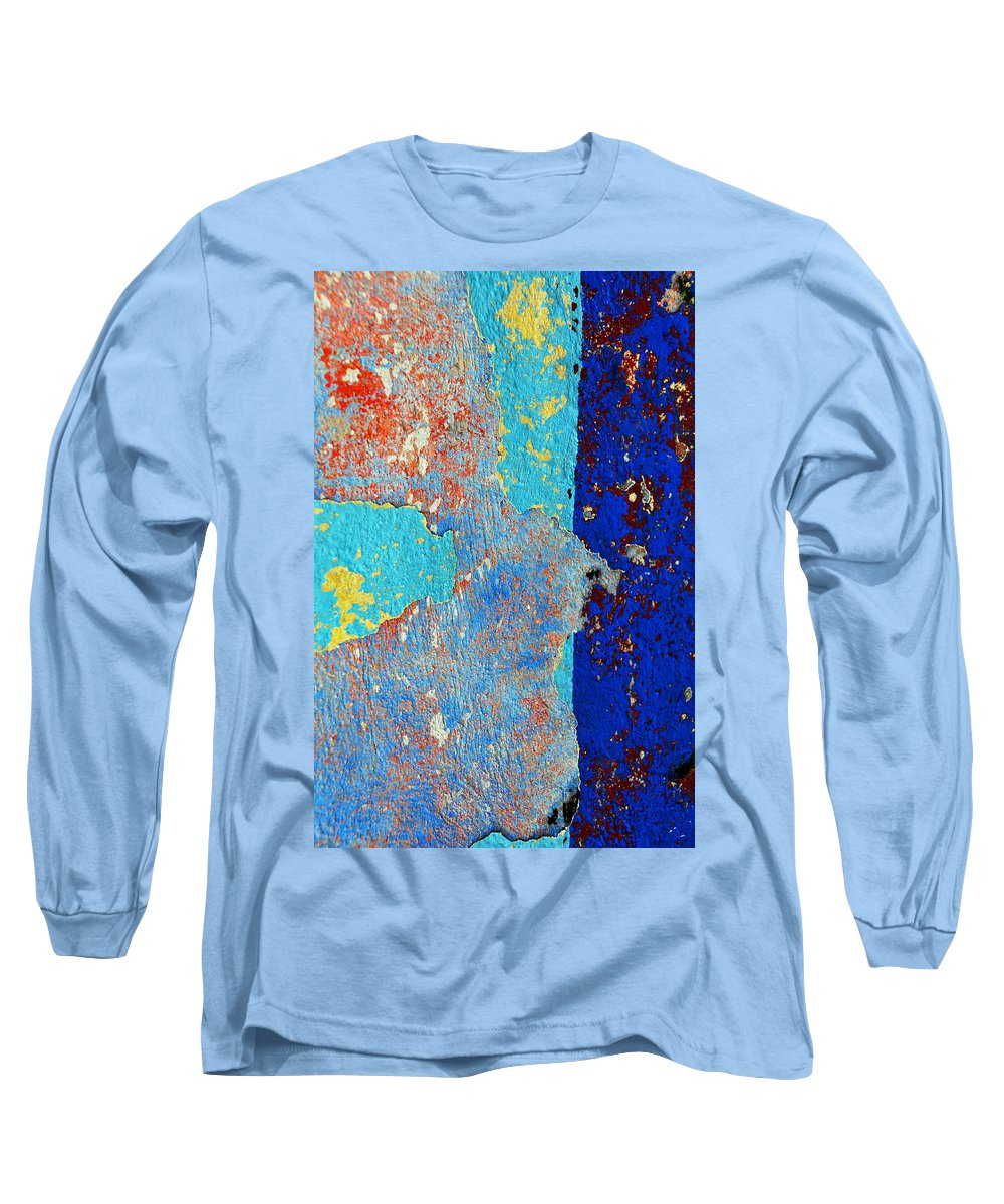 Skip Long Sleeve T-Shirt featuring the photograph Occupation by Skip Hunt