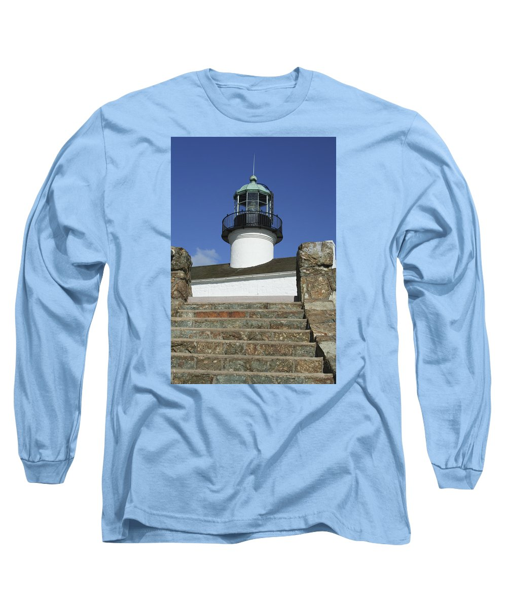 Bay Long Sleeve T-Shirt featuring the photograph Up To The Light by Margie Wildblood