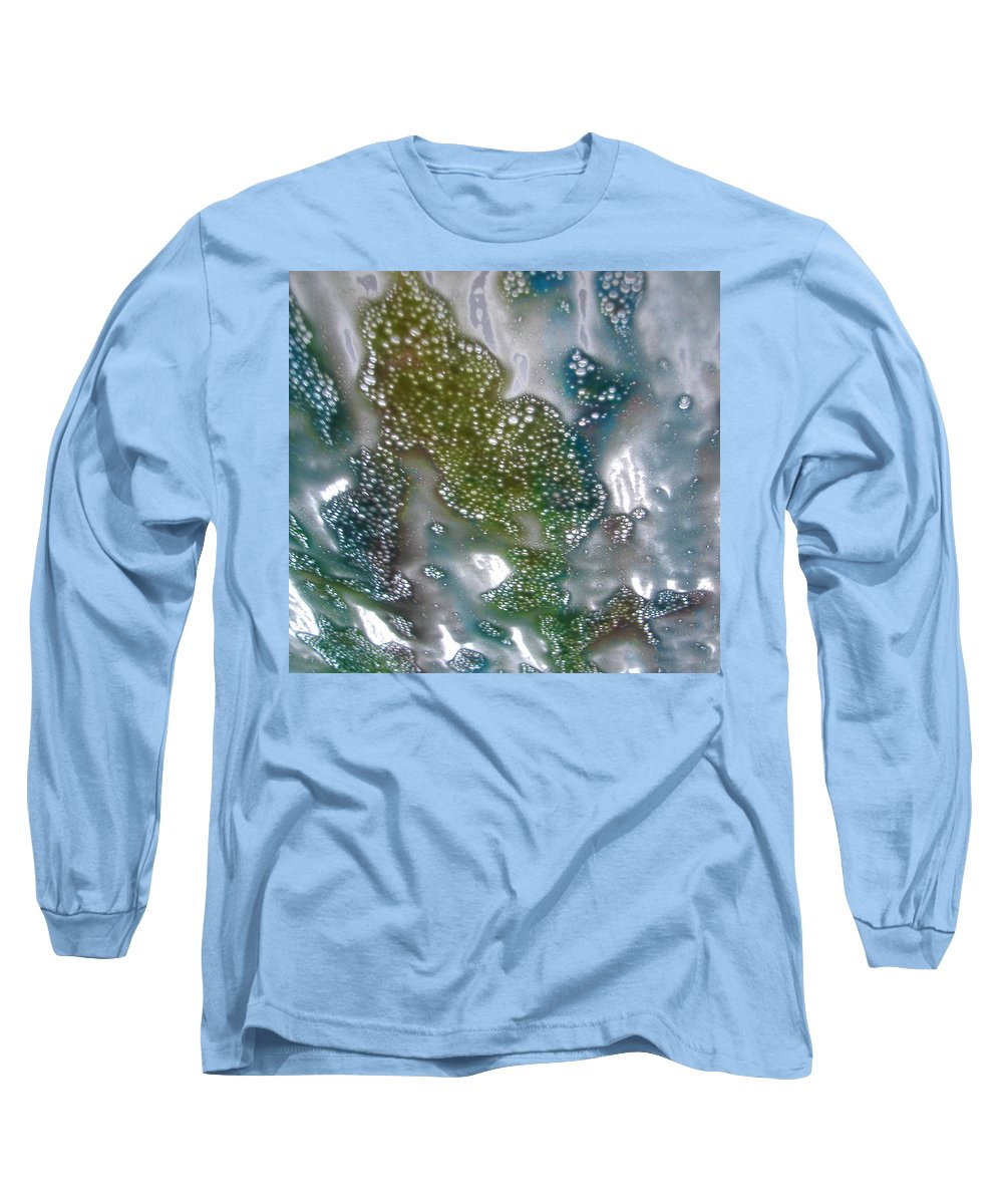 Long Sleeve T-Shirt featuring the photograph Wax On by Luciana Seymour