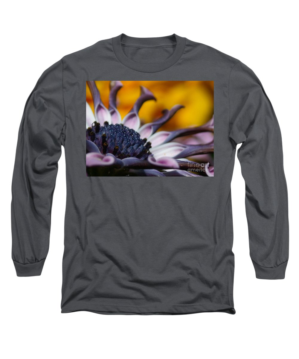 Flower Long Sleeve T-Shirt featuring the photograph Beautiful by Line Gagne