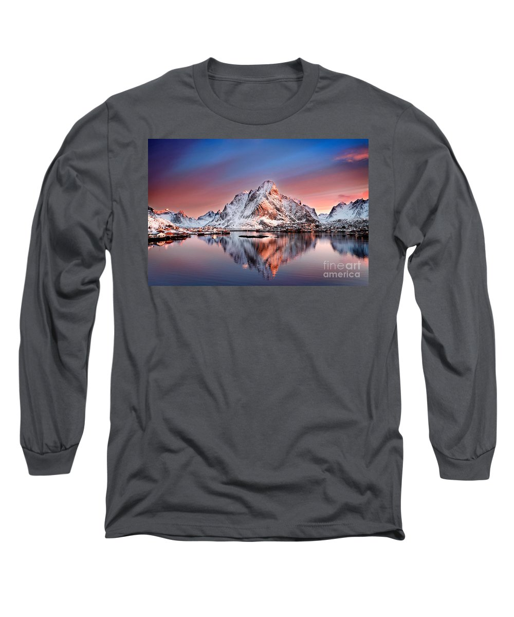Archipelago Long Sleeve T-Shirts