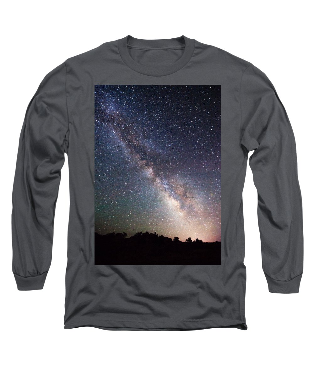 Middle Of Nowhere Photographs Long Sleeve T-Shirts