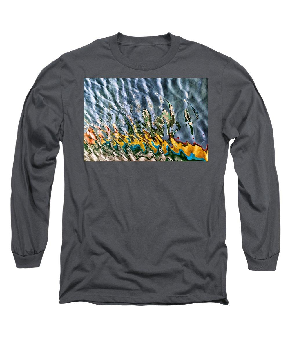 Paddle Boats Long Sleeve T-Shirts