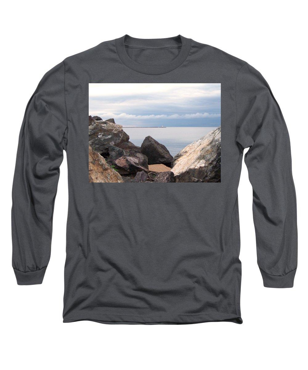 Lake Superior Long Sleeve T-Shirts