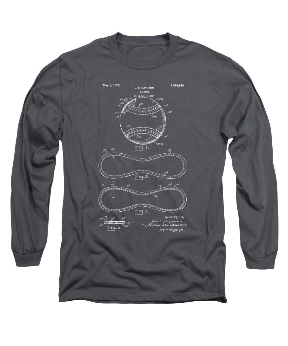 Baseball Long Sleeve T-Shirts