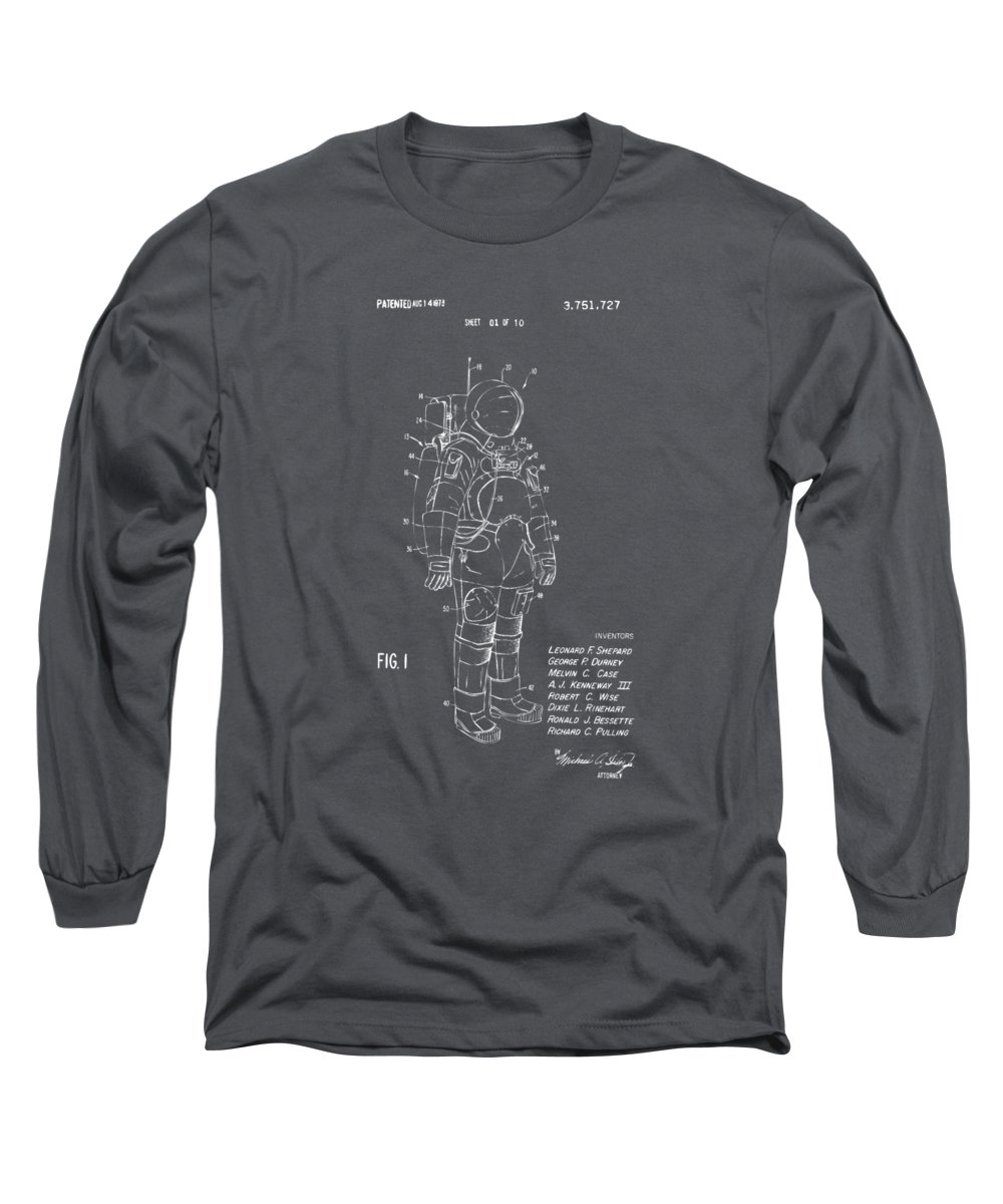 Astronauts Long Sleeve T-Shirts