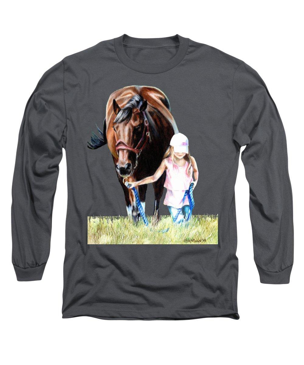 Grass Long Sleeve T-Shirts