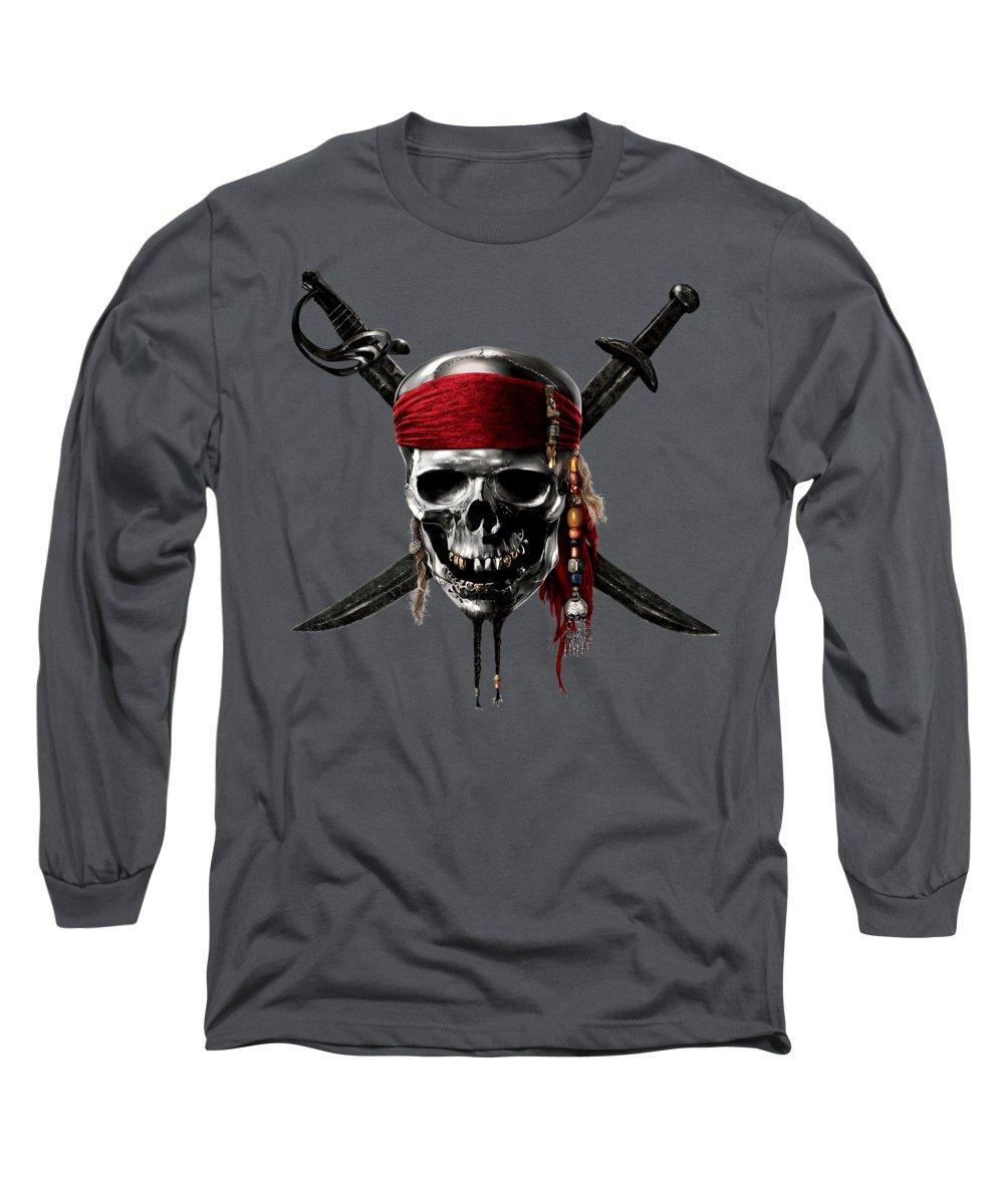 Tide Long Sleeve T-Shirts