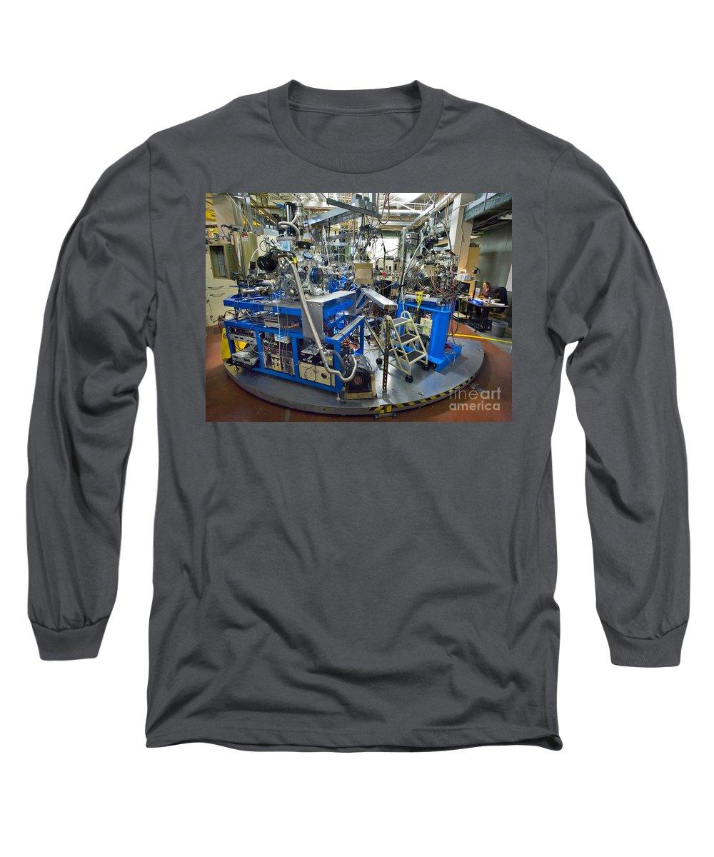 Berkeley Lab Photographs Long Sleeve T-Shirts