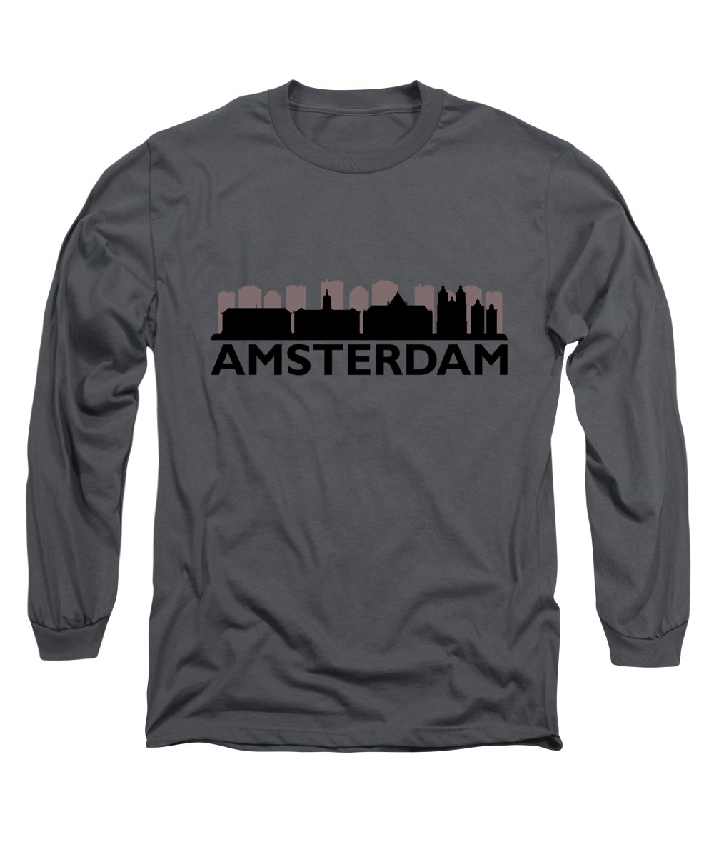 Skylines Long Sleeve T-Shirts