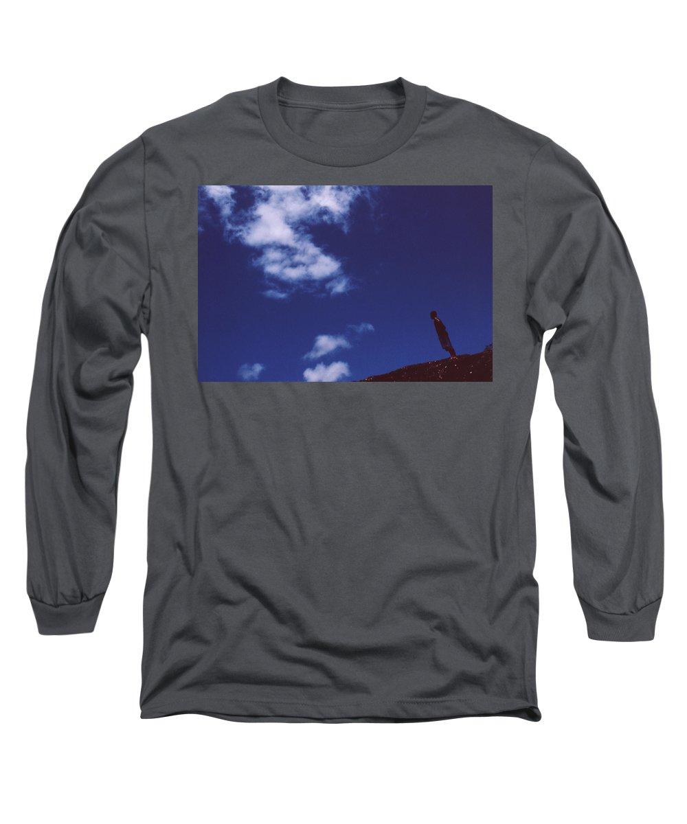 Bahia Long Sleeve T-Shirt featuring the photograph Bahia by Patrick Klauss