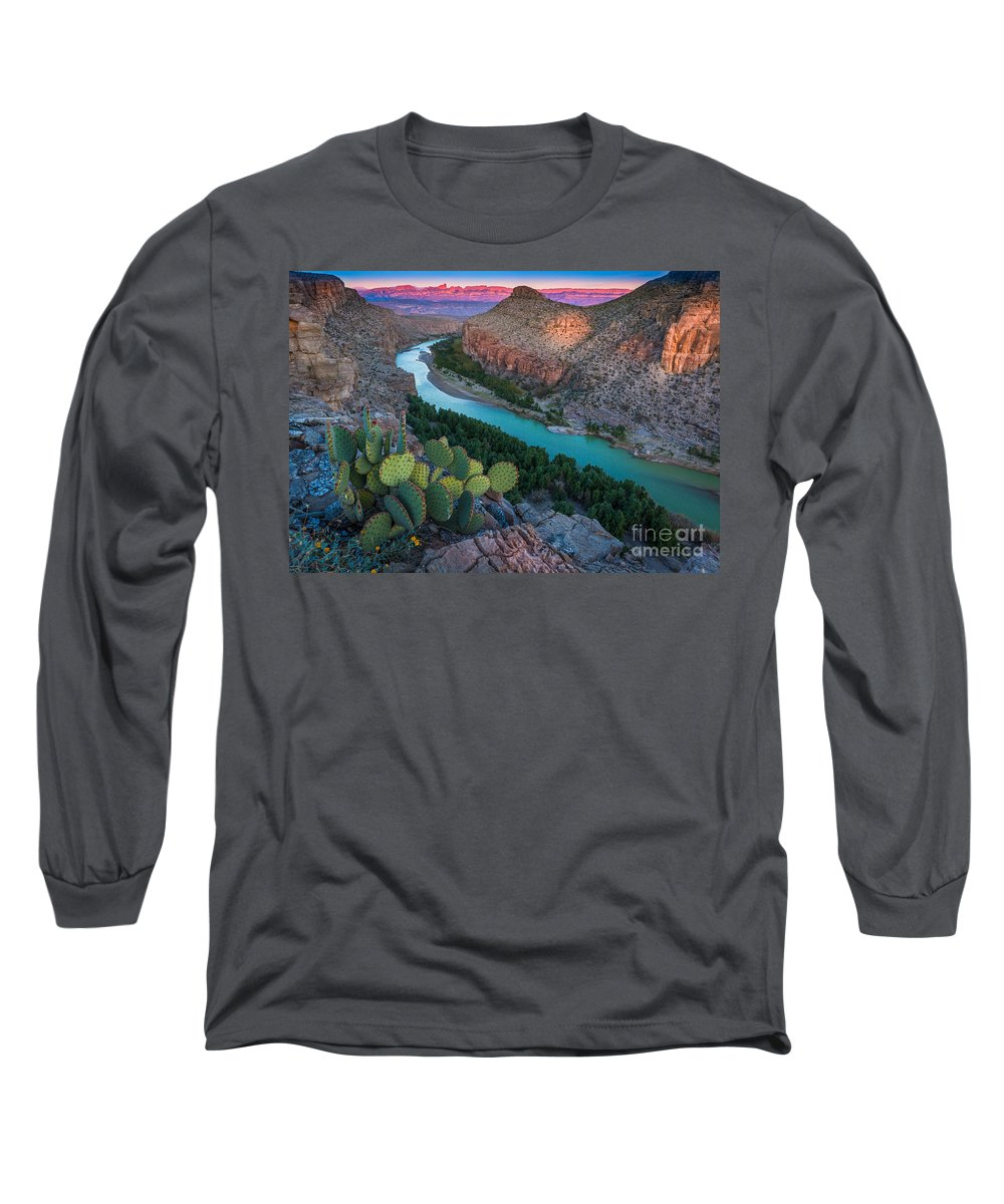 North Rim Long Sleeve T-Shirts