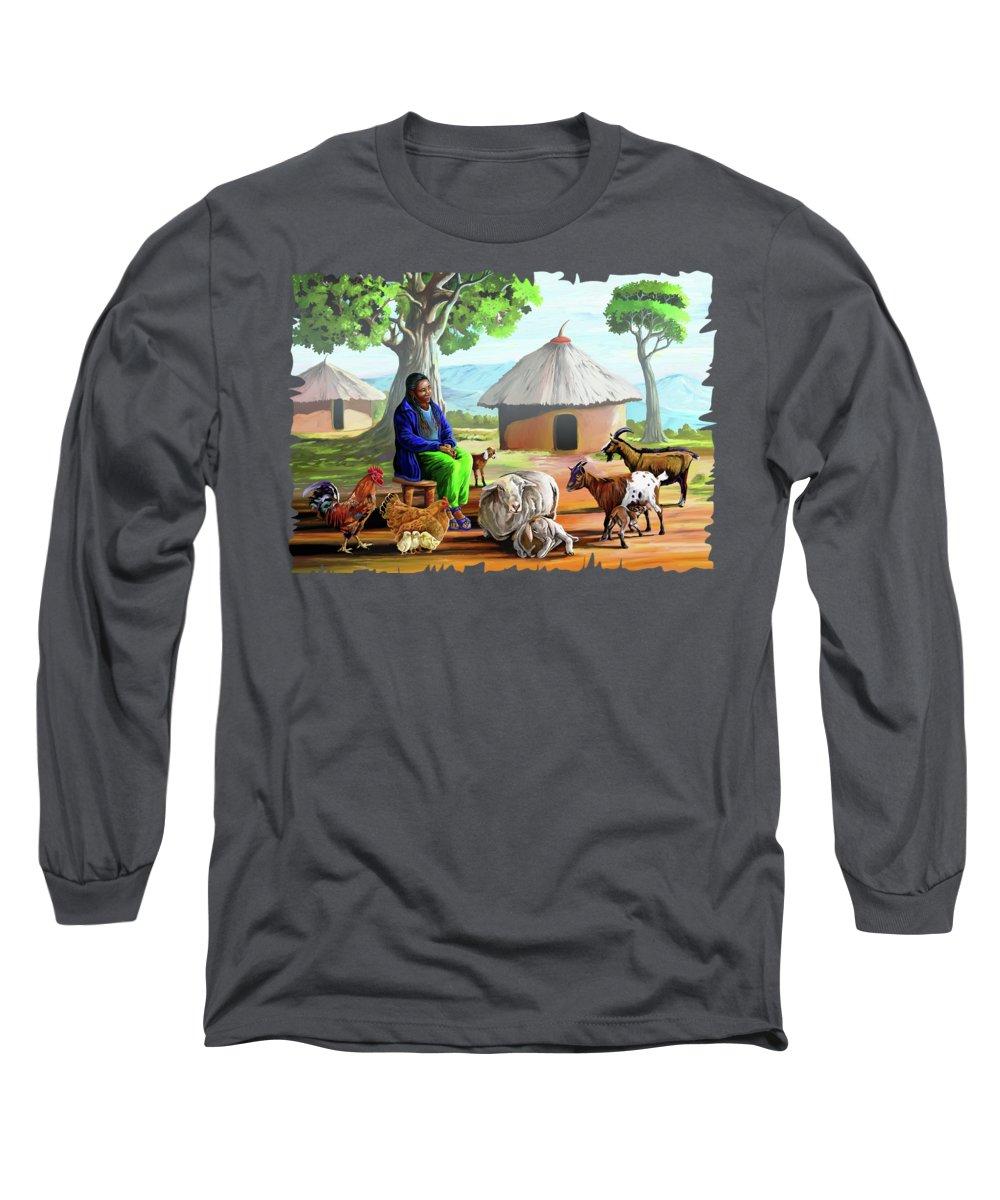 Indigenous Long Sleeve T-Shirts