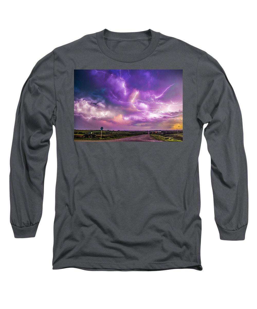 Nebraskasc Long Sleeve T-Shirts