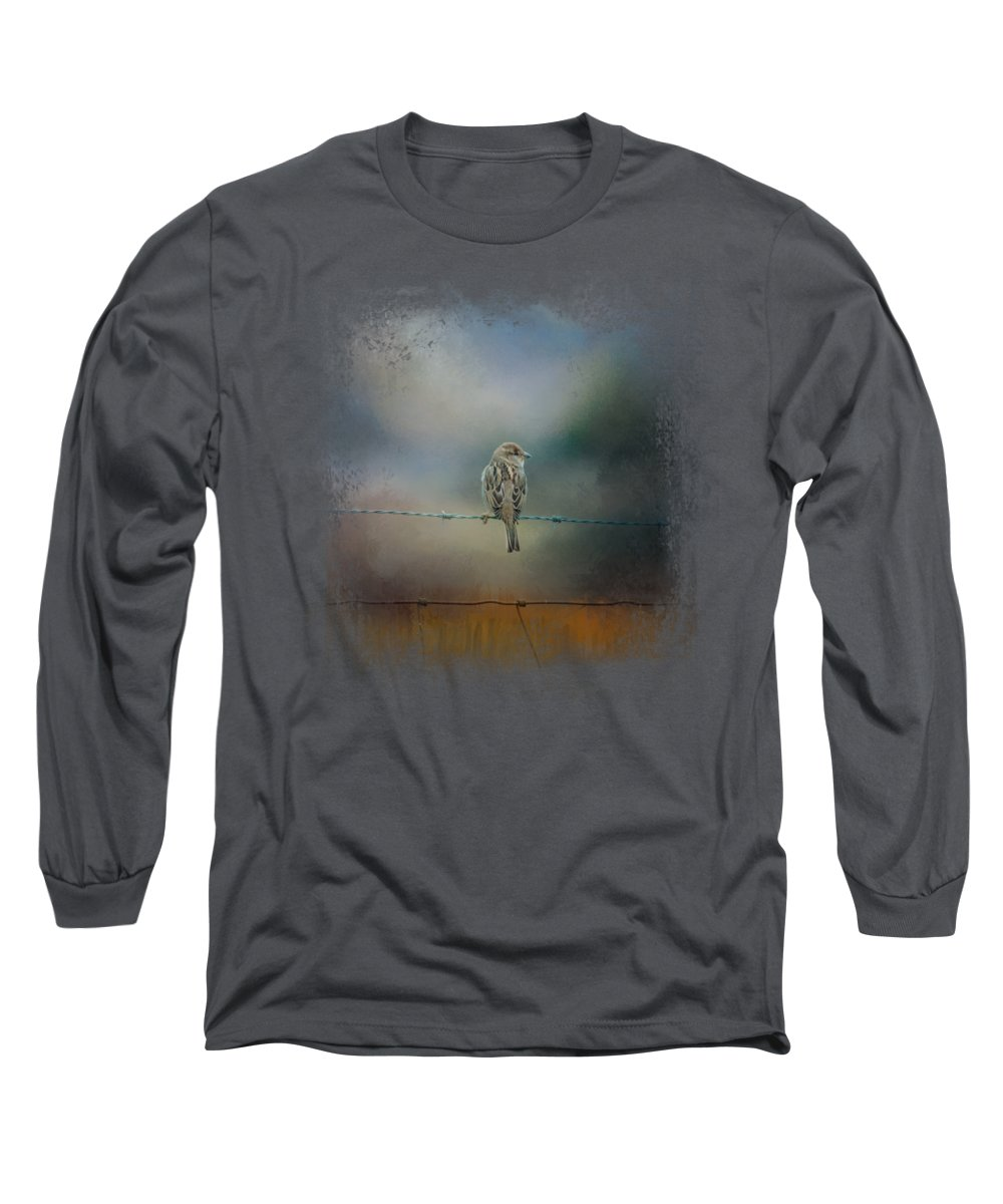 Sparrow Long Sleeve T-Shirts