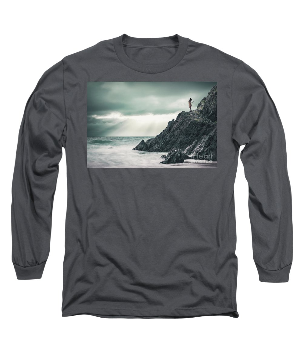 Dingle Peninsula Photographs Long Sleeve T-Shirts