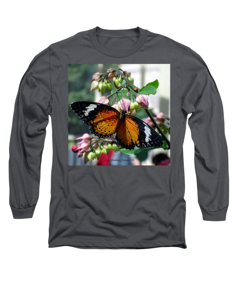 Photography Long Sleeve T-Shirt featuring the photograph Friends Come In Small Packages by Shelley Jones