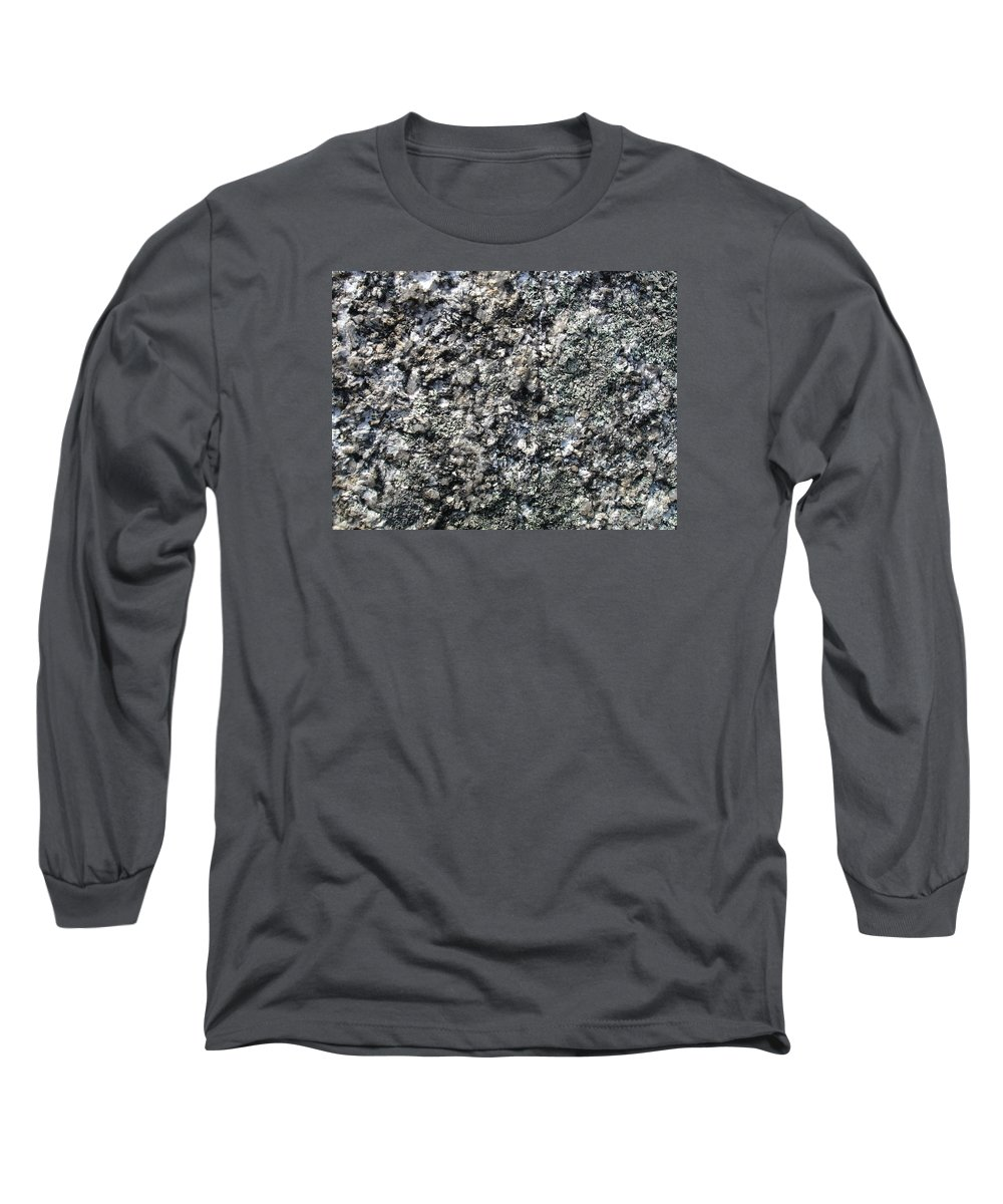 Granite Long Sleeve T-Shirt featuring the photograph Granite Mountains by Chad Natti