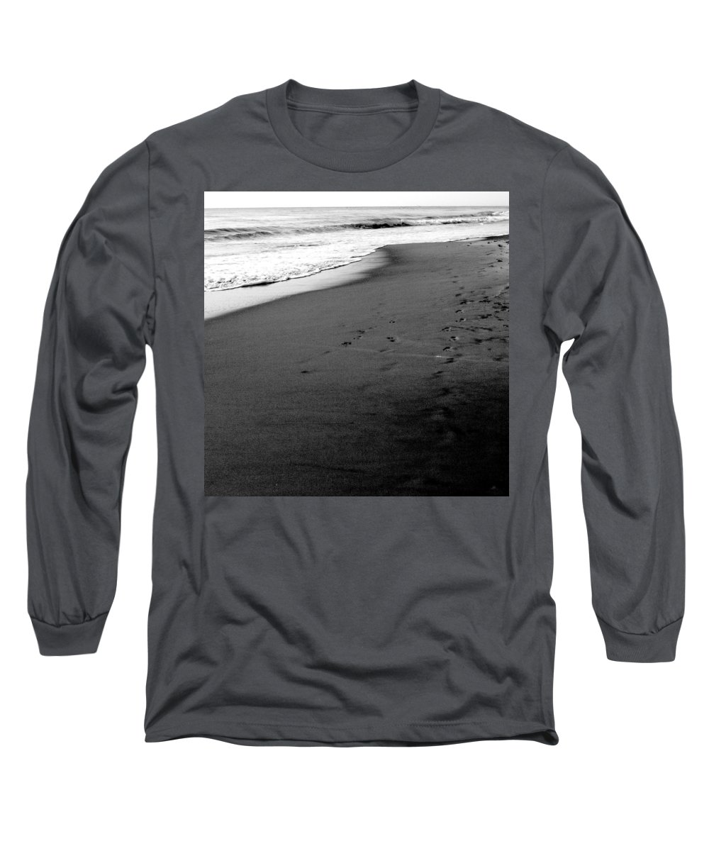 Photograph Long Sleeve T-Shirt featuring the photograph In My Thoughts by Jean Macaluso