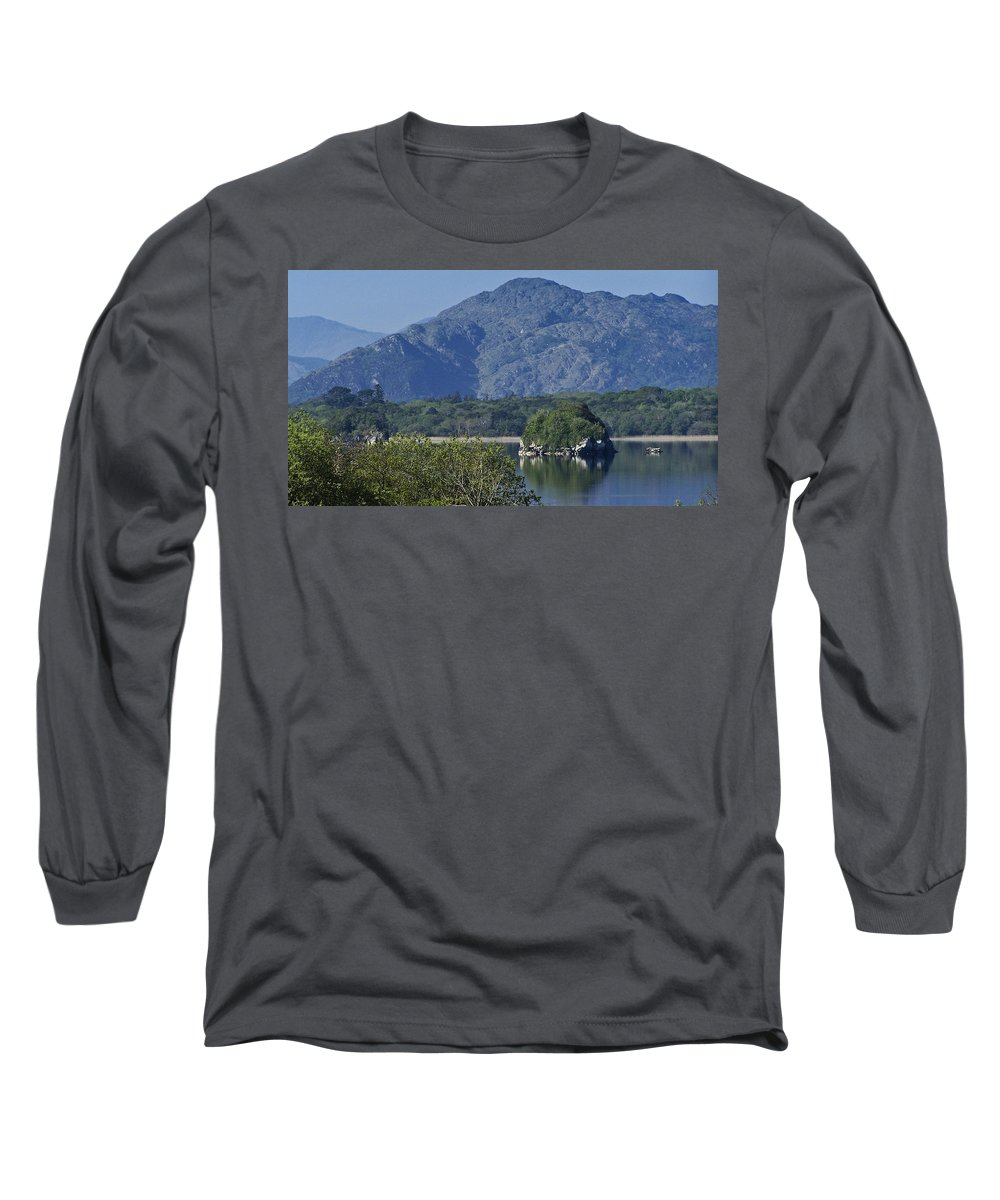 Irish Long Sleeve T-Shirt featuring the photograph Loch Leanne Killarney Ireland by Teresa Mucha