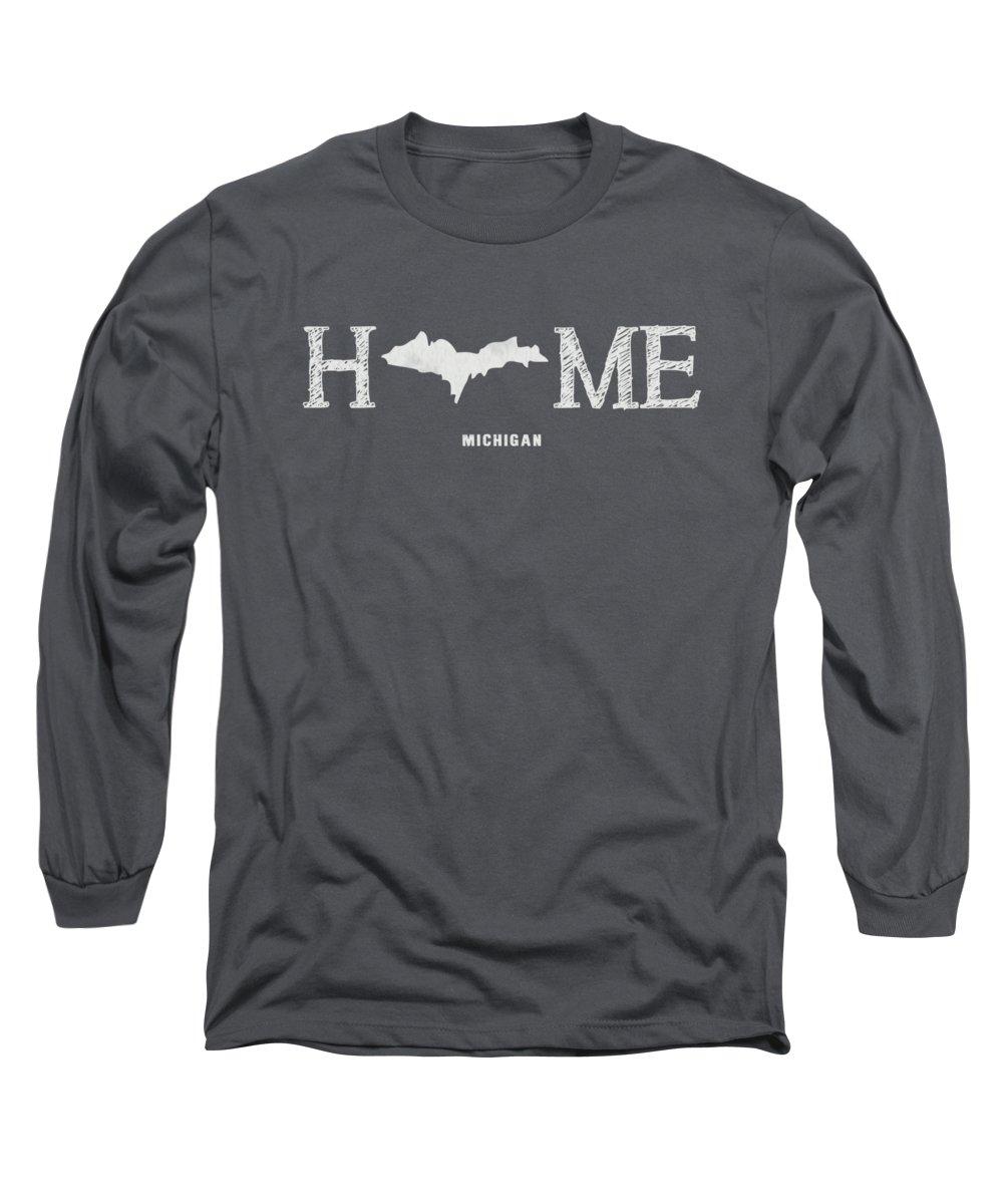 University Of Michigan Long Sleeve T-Shirts