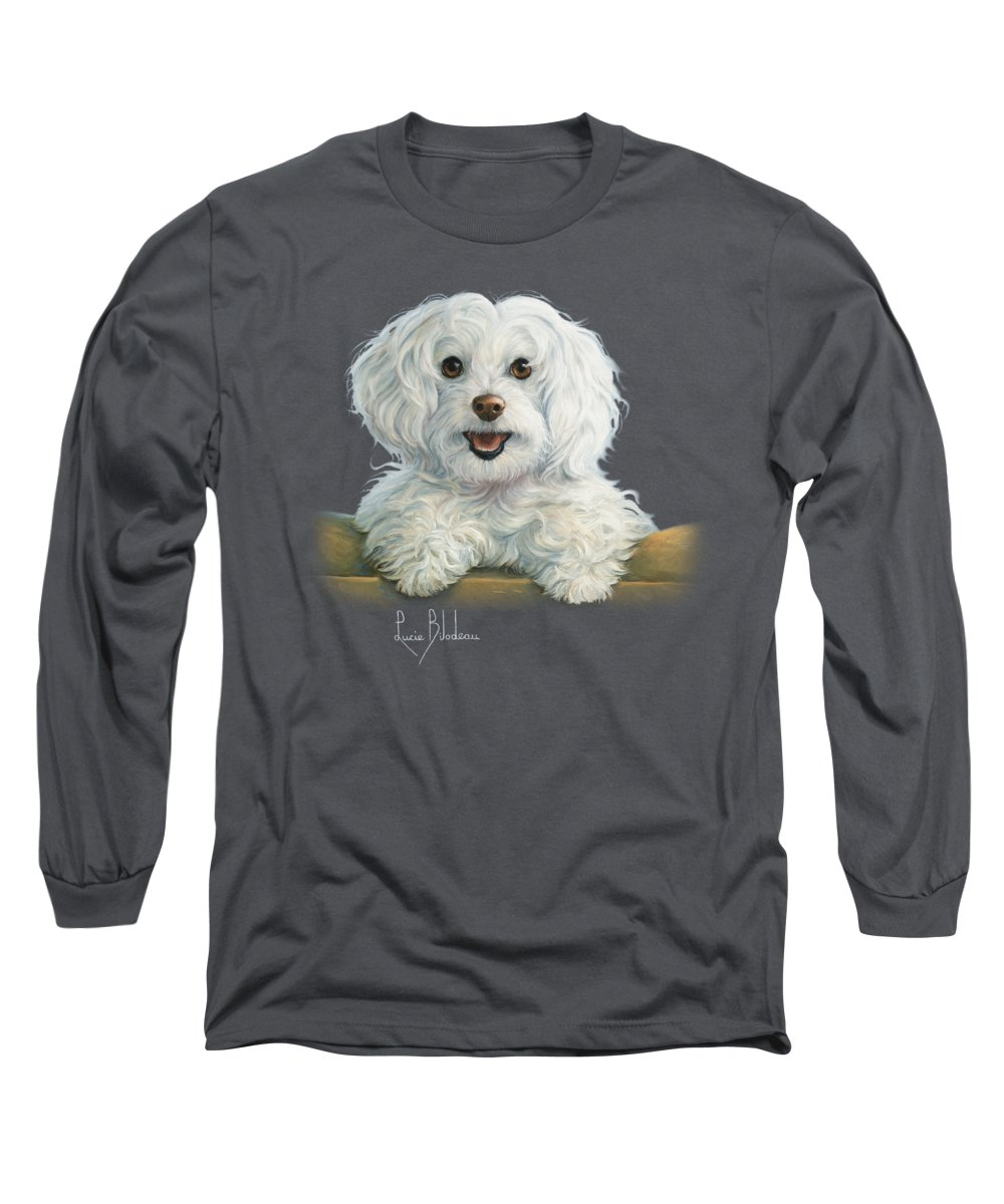 Canine Long Sleeve T-Shirts