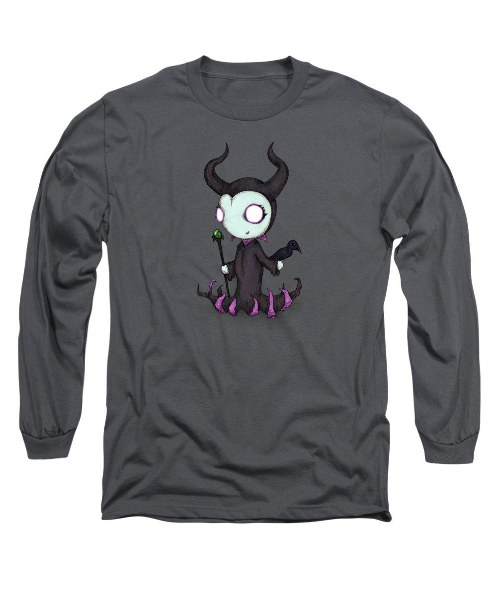 Evil Long Sleeve T-Shirts