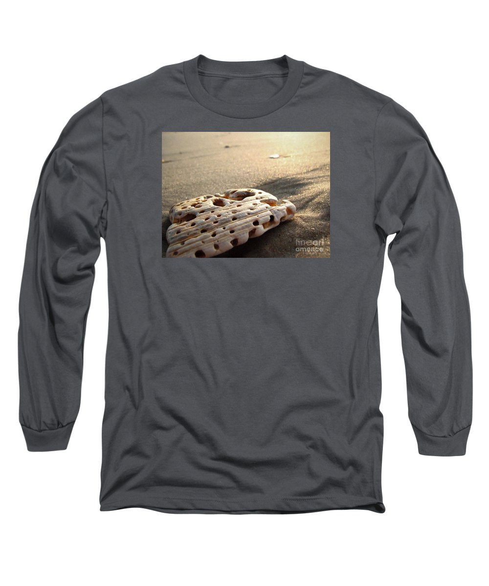 Landscape Long Sleeve T-Shirt featuring the photograph Morning Glow by Todd A Blanchard
