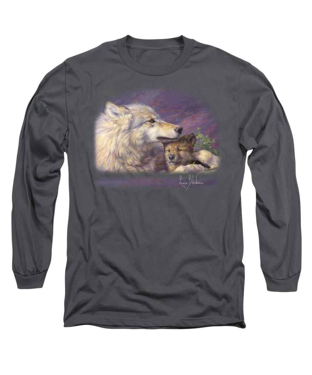 Gray Long Sleeve T-Shirts