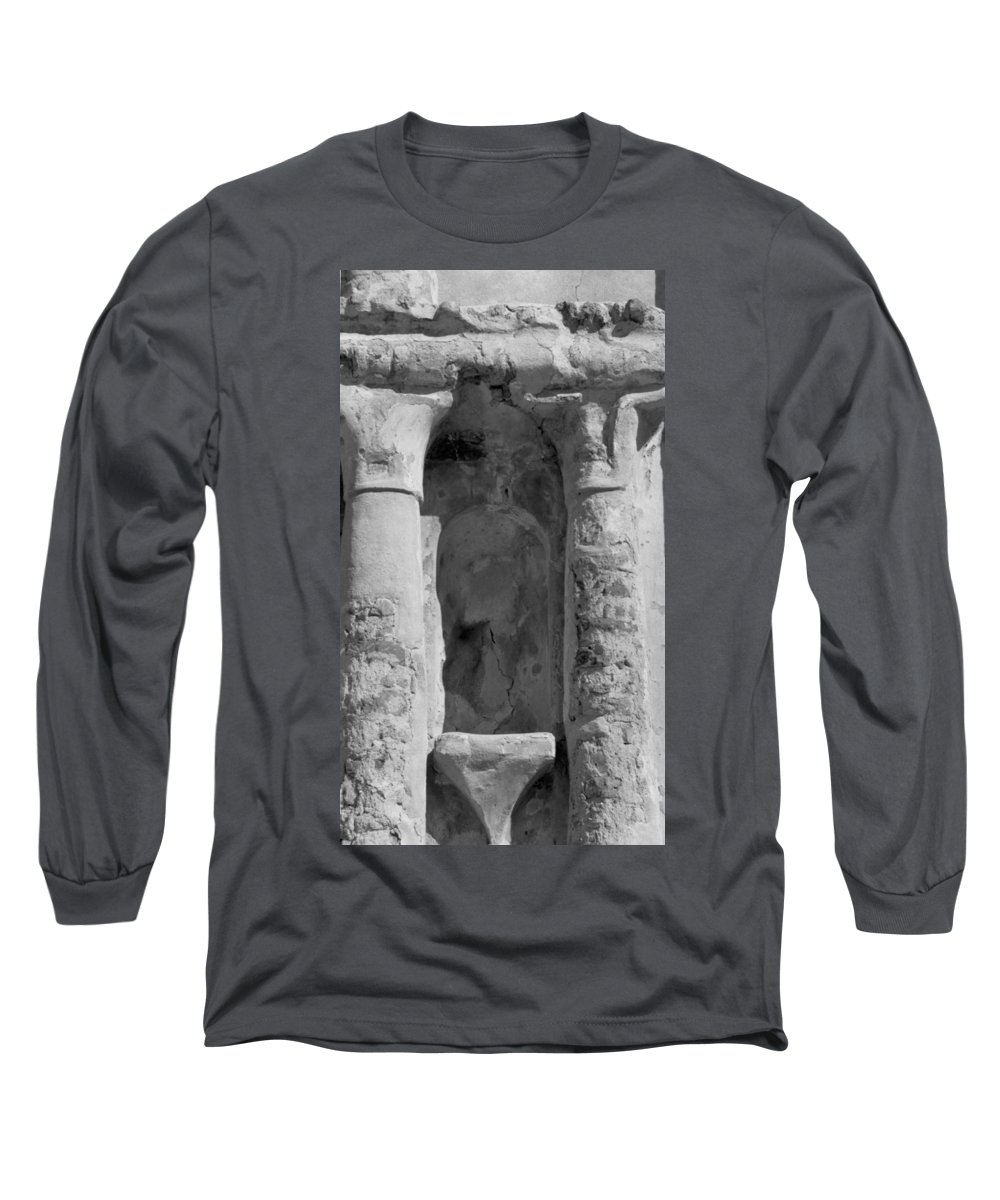Niche Long Sleeve T-Shirt featuring the photograph Niche by Kathy McClure