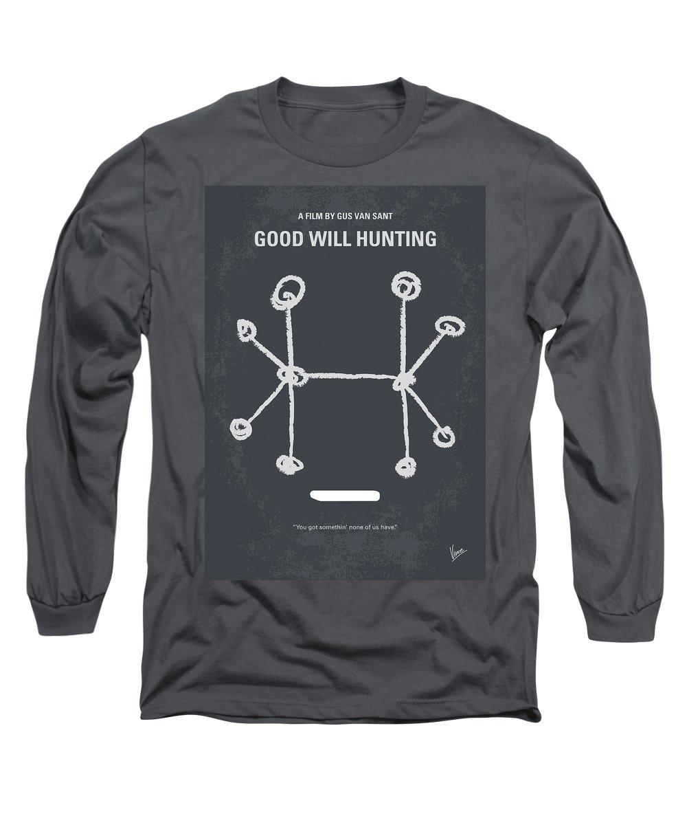 Ben Affleck Long Sleeve T-Shirts
