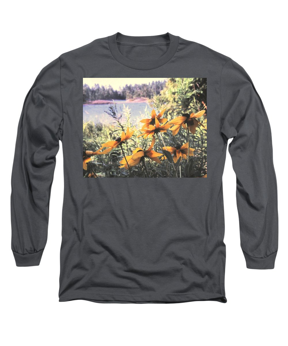 North Channel Long Sleeve T-Shirt featuring the photograph North Channel Beauties by Ian MacDonald