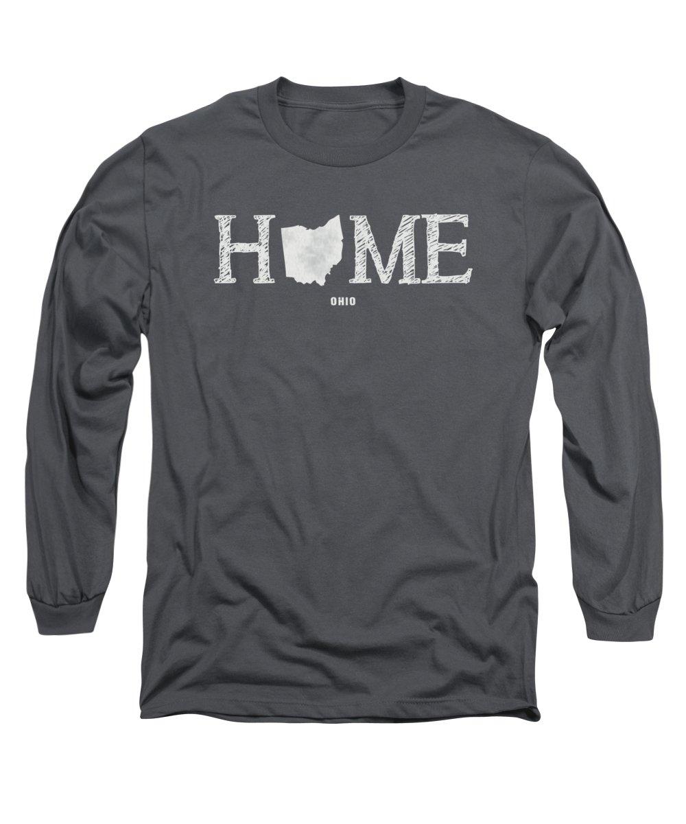 Columbus Mixed Media Long Sleeve T-Shirts