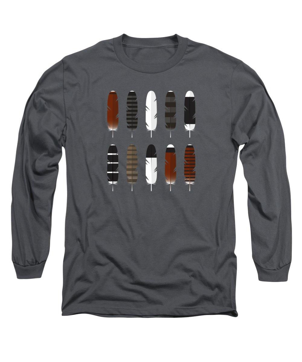 Panoramic Long Sleeve T-Shirts