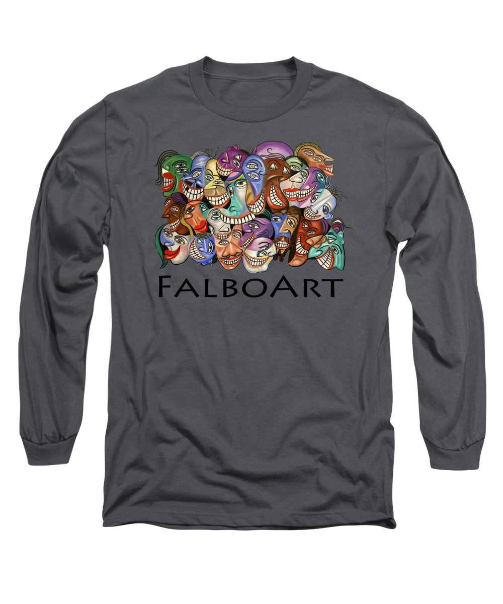 Cubist Long Sleeve T-Shirts