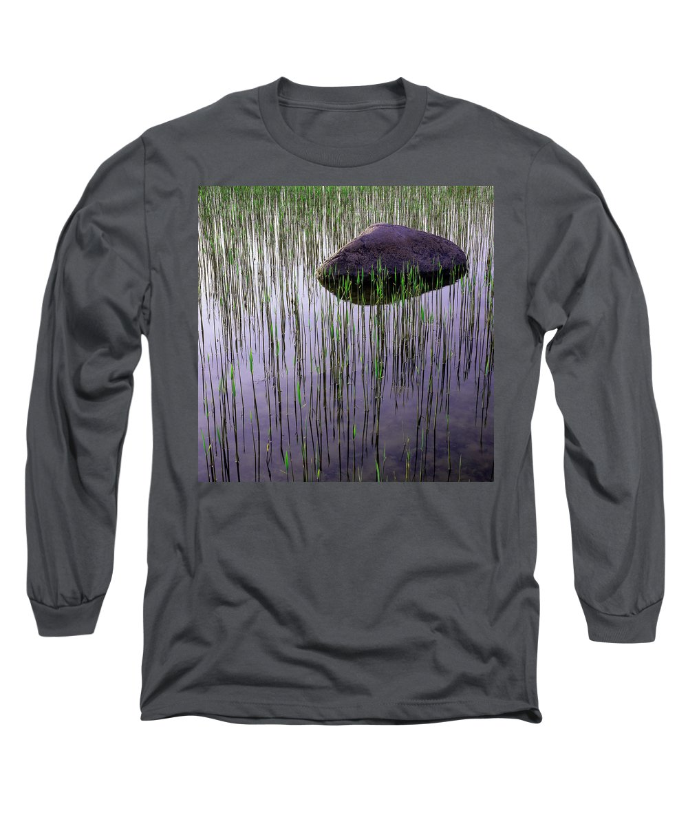 Art Long Sleeve T-Shirt featuring the photograph Serenity by Konstantin Dikovsky
