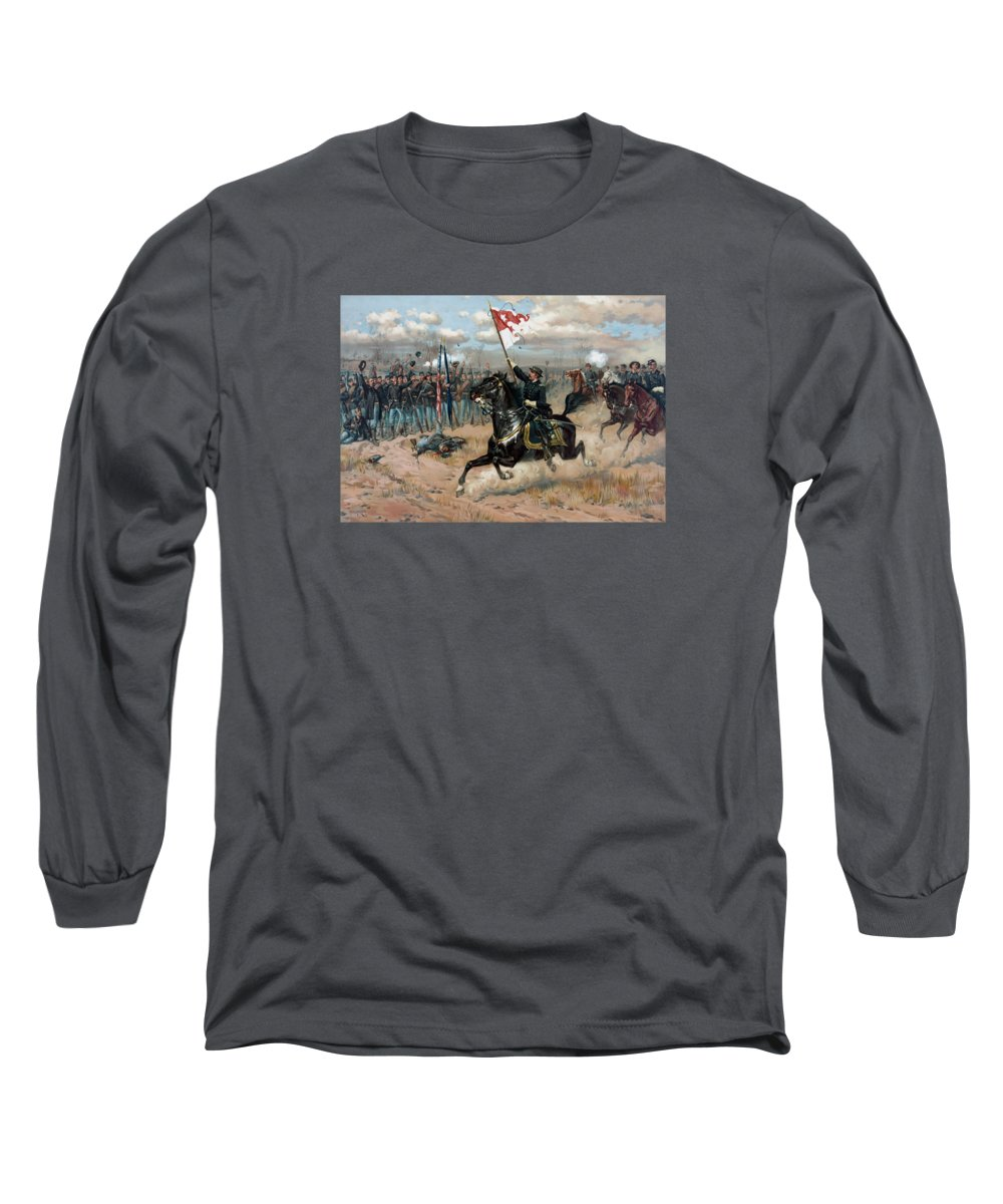 Rides Long Sleeve T-Shirts