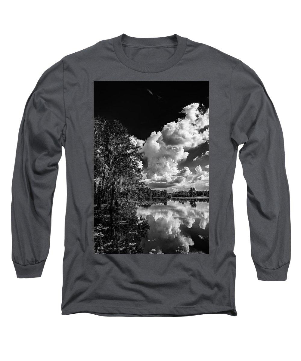 Bald Cypress Photographs Long Sleeve T-Shirts