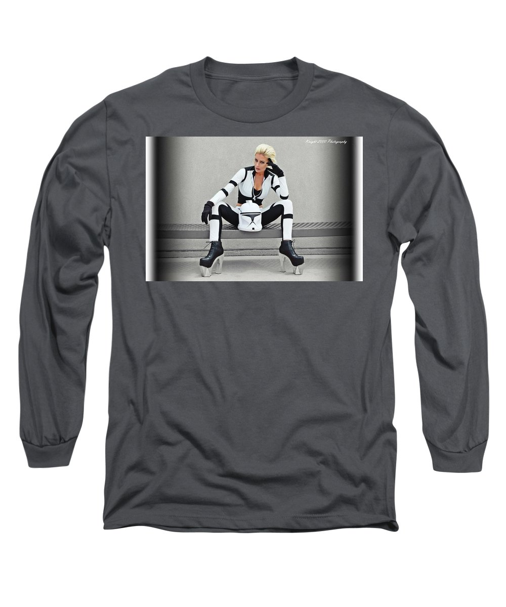 Science Fiction Long Sleeve T-Shirts